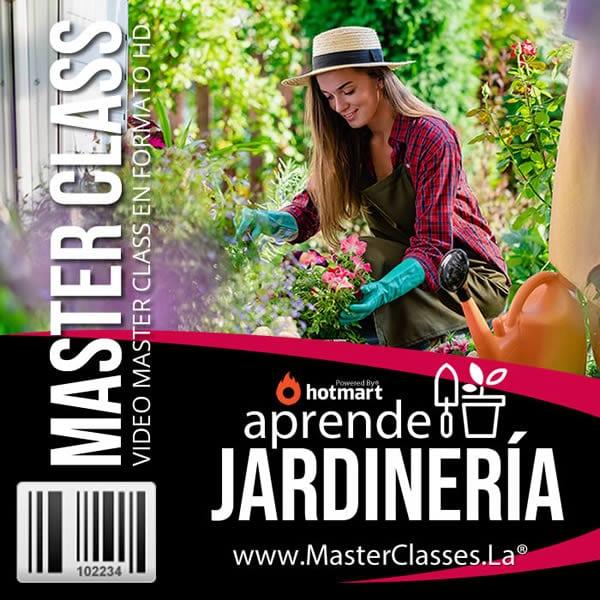 Aprende Jardinería